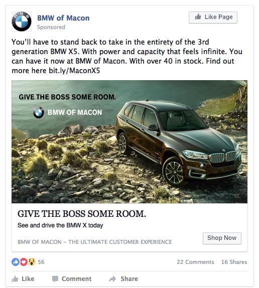 BMW of Macon
