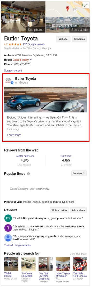 Butler Toyota 4580 Riverside Drive Macon Google Search